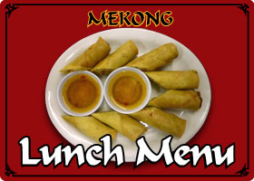 Mekong Thai Cuisine Lunch